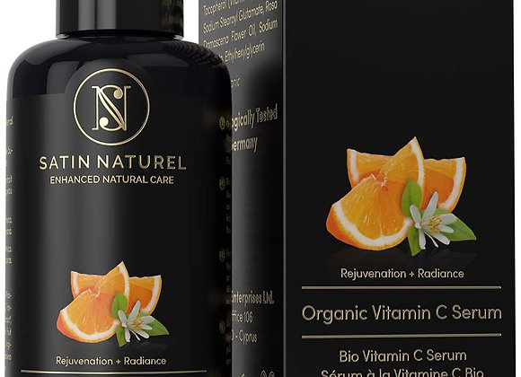 ORGANIC Vitamin C Serum for Face with Hyaluronic Acid 100ml