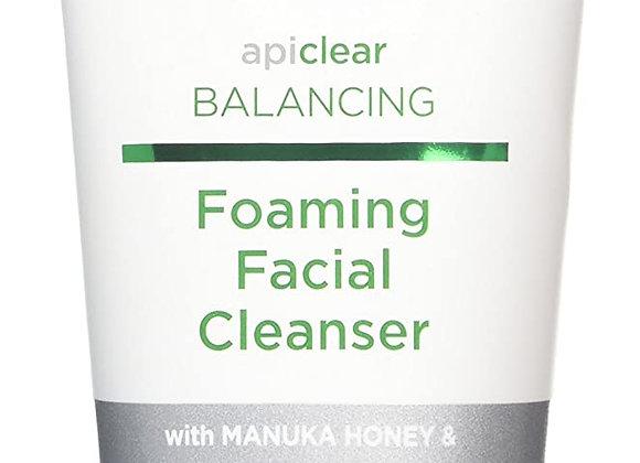 Manuka Doctor ApiClear Balancing Foaming Facial Cleanser, 100 ml