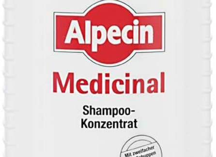 Alpecin Medicinal Anti-Dandruff Shampoo Concentrate, 200 ml