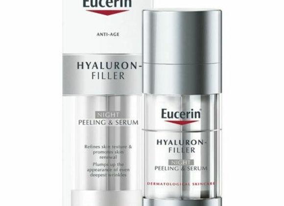 Hyaluron Filler Night Peeling Serum 30ml.