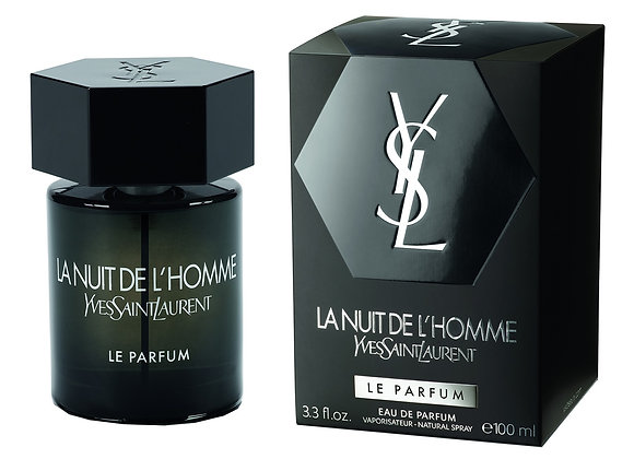 YVES SAINT LAURENT MAN'S NIGHT PERFUME