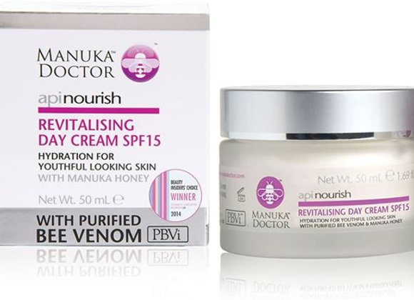 ApiNourish Revitalising Cream SPF15 50 ml