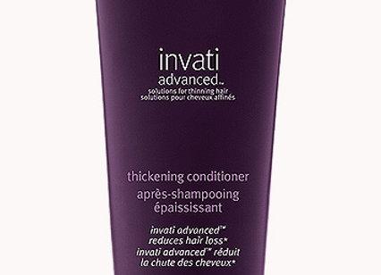invati advanced thickening conditioner