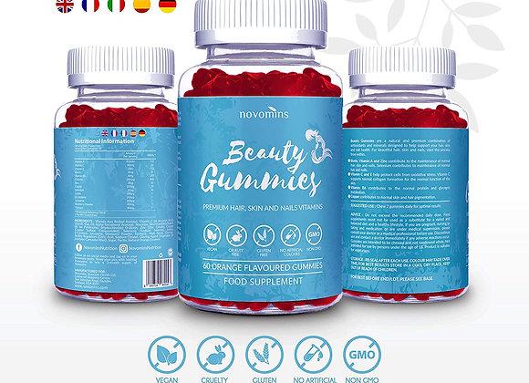 Biotin Hair Growth Supplement - High Strength Biotin Tablets for Hair