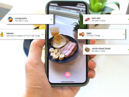AI Smart Scanner - Log your foods 5x faster with AI