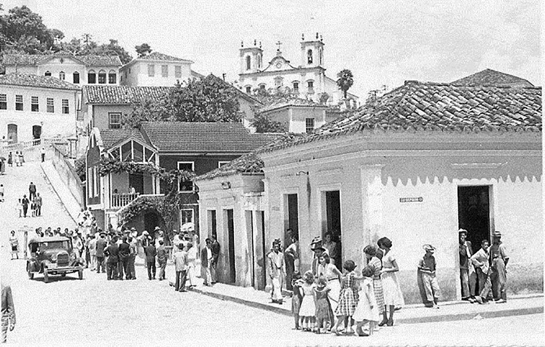 Rua Magalhães Gomes