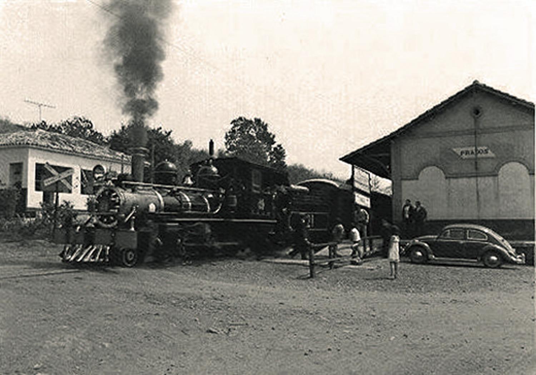 Estação de Prados