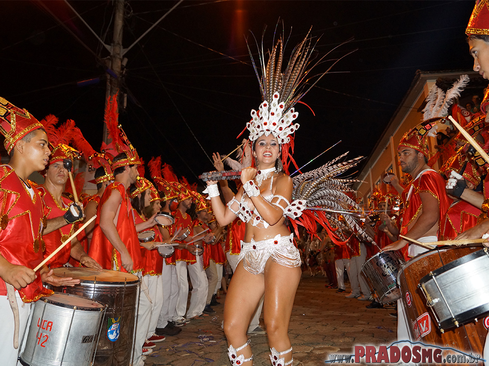 Carnaval - Bloco da UCA