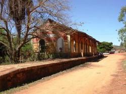 Estação de Prados em 2009