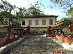 Casa do ex-prefeito Gastão