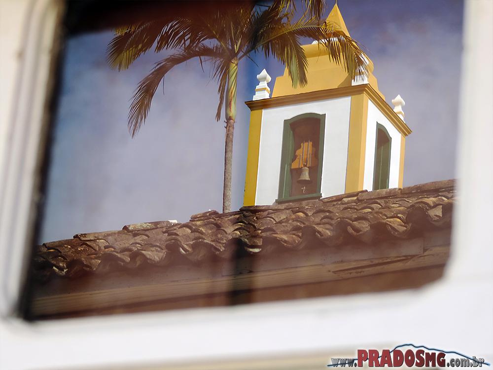 Reflexo da Torre da Capela