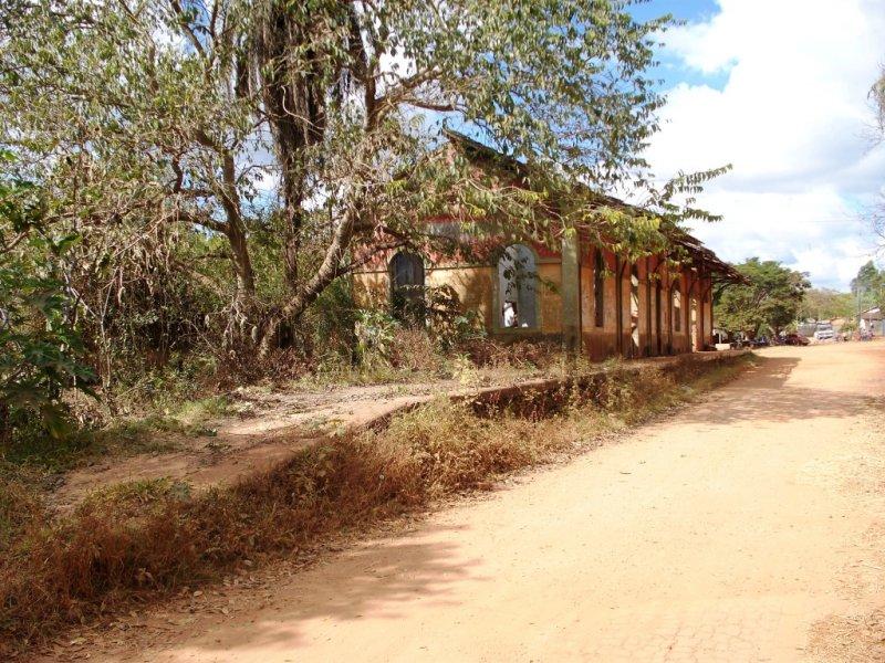 Estação no ano de 2011