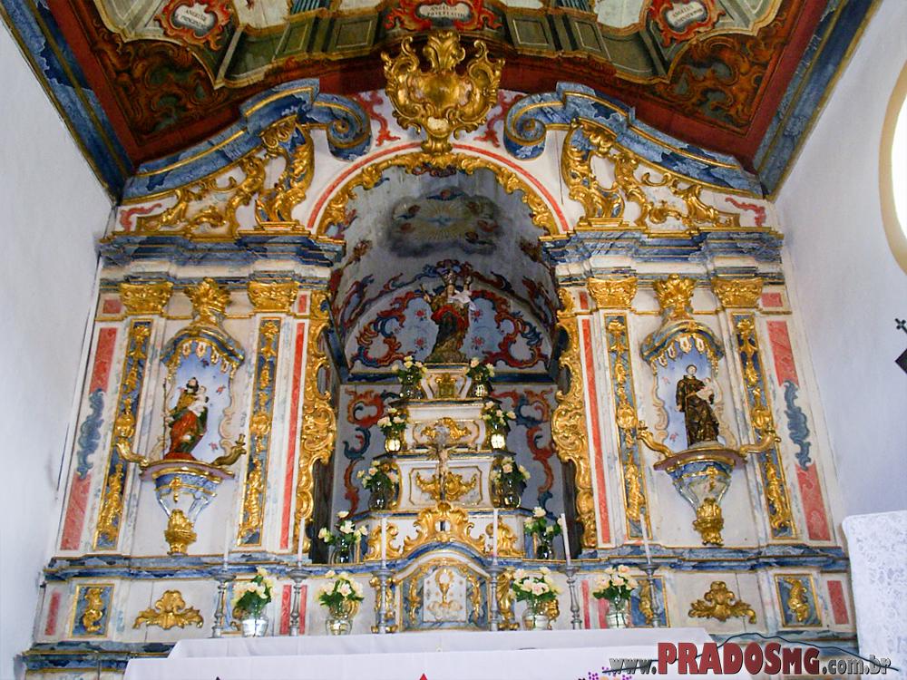 Altar da Igreja da Penha