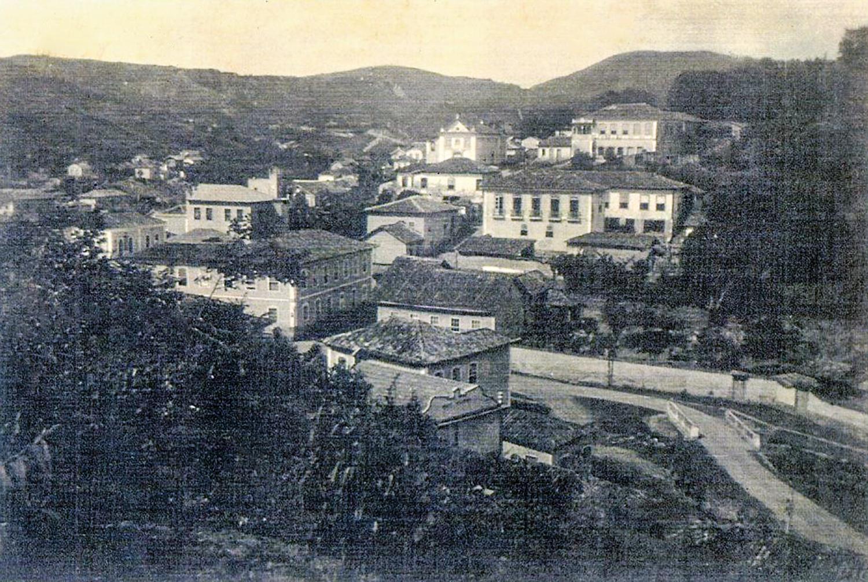 Parte do Centro Histórico