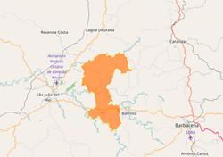 Mapa de Prados
