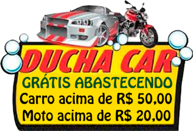 Ducha Car - Auto Posto São José