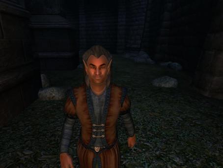 Oblivion - L'elfe qui craignait la mort