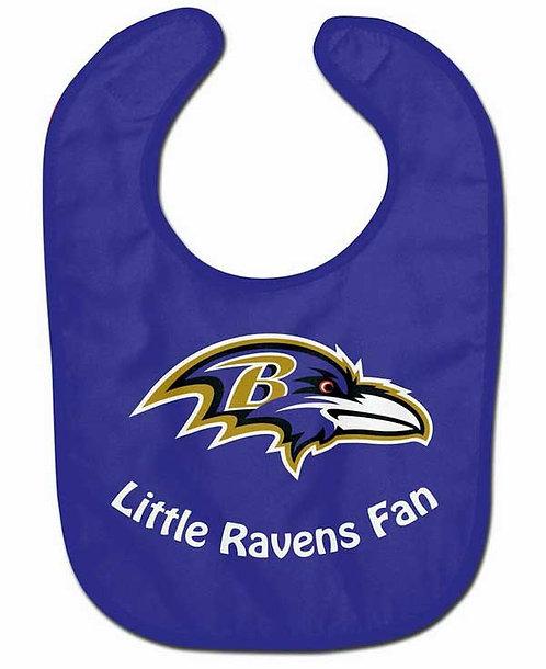 Ravens Baby Bib