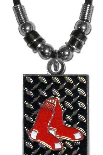 Red Sox Gridiron Necklace