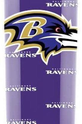 Ravens Square Tumbler