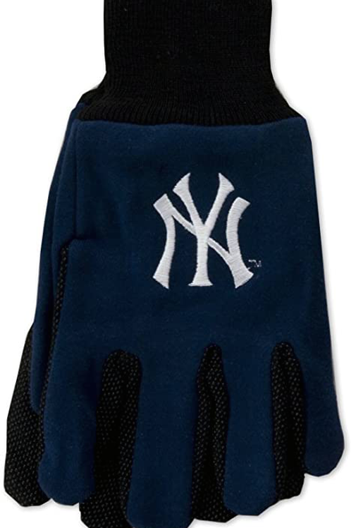 Yankees Adult 2-Tone Gloves