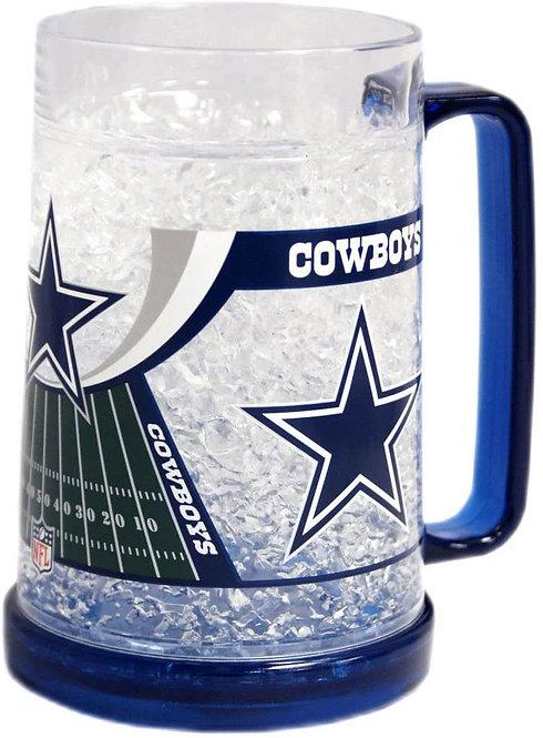 Cowboys Freezer Mug