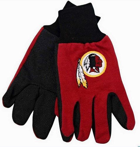 Redskins Adult 2-Tone Gloves