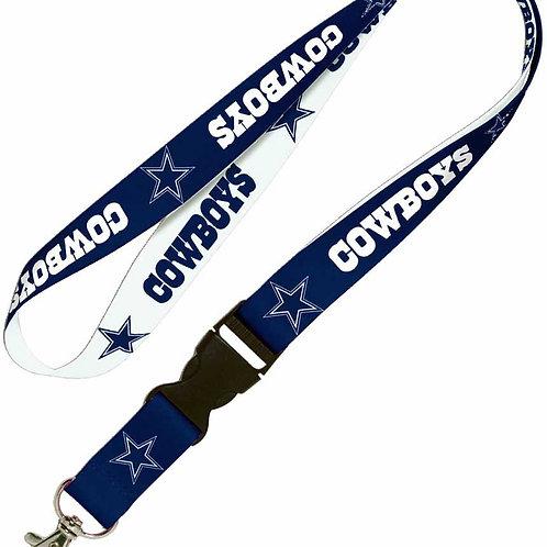 Cowboys Lanyard