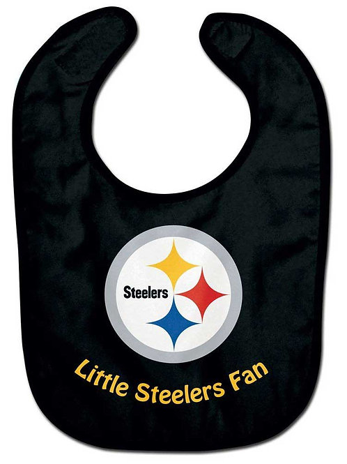 Steelers Baby Bib