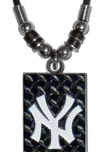 Yankees Gridiron Necklace