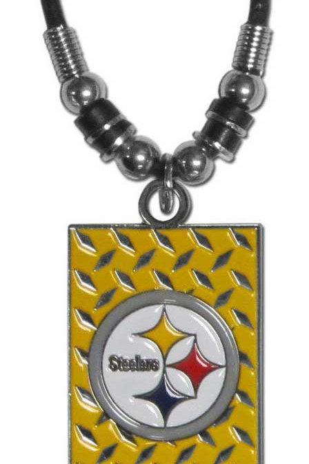 Steelers Gridiron Necklace