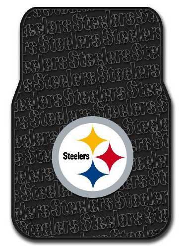 Steelers Car Floor Mats