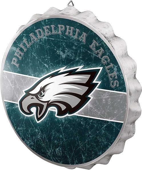 Eagles Bottle Cap Sign