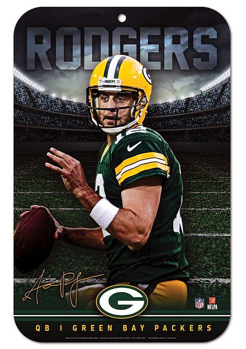 Packers Rodgers Sign