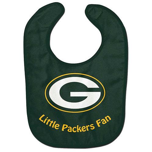 Packers Baby Bib