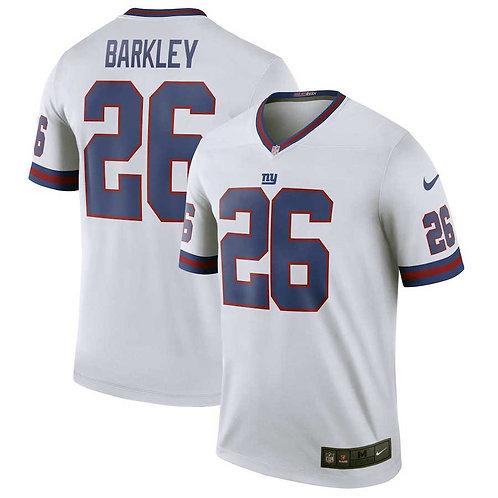 Giants Barkley Jersey White