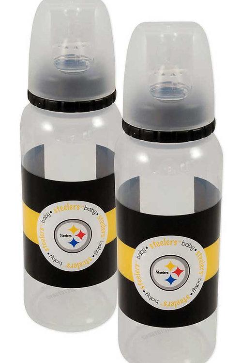Steelers Bottles 2-Pack