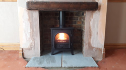 Stockton 5 Multi fuel stove