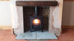 Stockton 5 Multi fuel stove