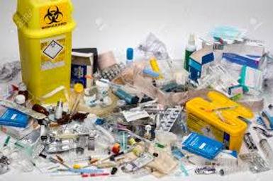 Sharps Waste Disposal