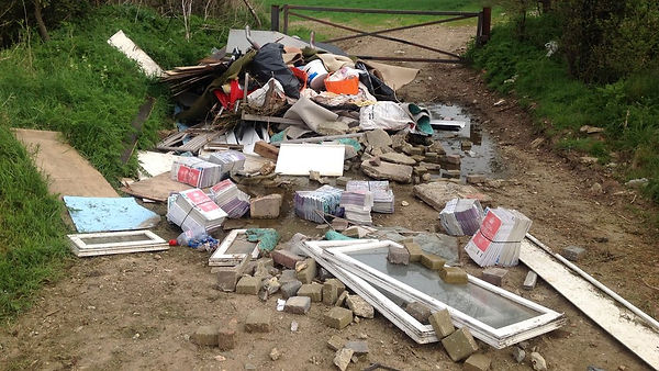 Fly-tipping Clean-up