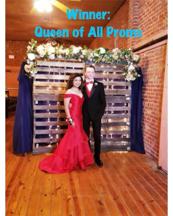 2018 Queen of All Proms
