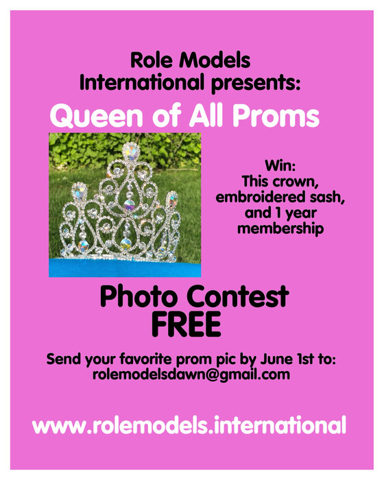 Queen of All Proms Free Photo Contest