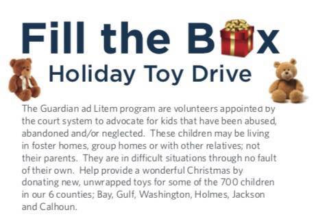 Ohio area Holiday Toy Drive