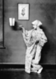 Historic Dance Photo