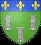 545px-Blason_de_la_ville_de_Châtillon-su