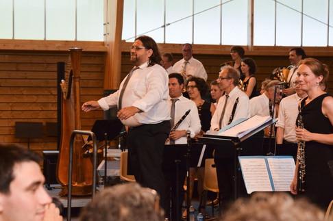 Concert Villedieu, 1er juillet 2018