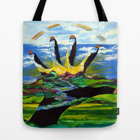Tote Bags from SOCIETY6 BUY HERE https://society6.com/kawart/bags