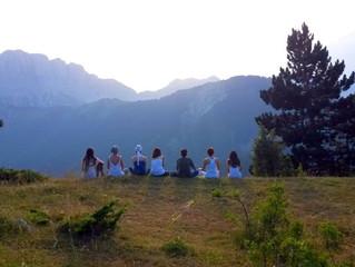 Maçka Parkı'nda Kundalini Yoga Günleri