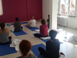 Bu Hafta Buluşacağımız Dersler ve Bir Meditasyon